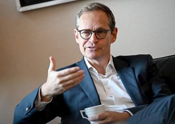 Michael Müller,Berlin,Presse,News,Politik