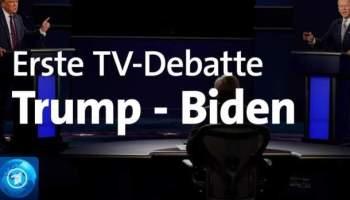 Präsidentenwahl ,US-WAHLKAMPF,Politik,Donald Trump,Joe Biden