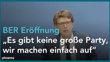 BPK,BER,Engelbert Lütke Daldrup,Berlin,Flughafen,News,Presse