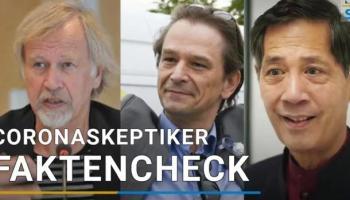 Schiffmann, Wodarg, Bhakdi, Coronaskeptiker,News,People
