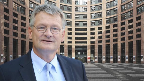 Jörg Meuthen- Sozialpolitik ist keine Aufgabe der EU!