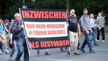 Querdenken,Konstanz,Presse,News, Konstanz Demo