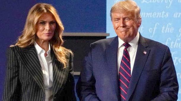 Melania Trump,People,Starnews,Medien,Schlagzeilen,