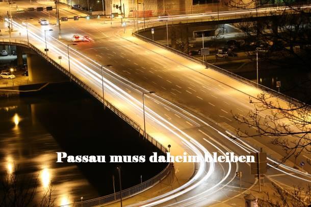 Passau verhängt strenge Ausgangsbeschränkungen