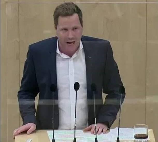 Michael Schnedlitz,Österreich,Partei,Presse,News,Medien