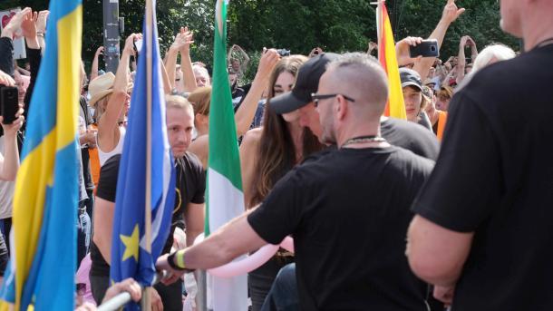 Querdenken,Bremen,Presse,News,Medien,Aktuelle