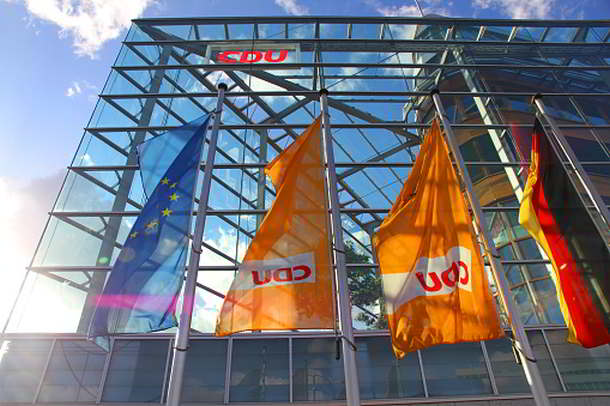 CDU,Berlin,Politik,Presse,News