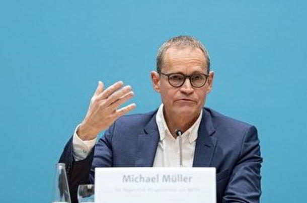 Michael Müller,Politik,Berlin,Presse