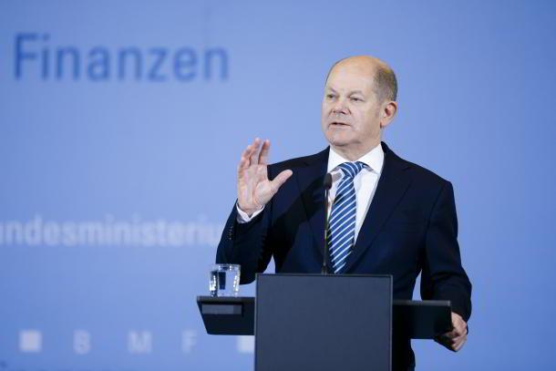Olaf-Scholz,Politik,Presse,News,Medien,