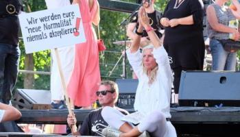 Querdenken,Querdenker,Presse,News,Medien,Nürnberg