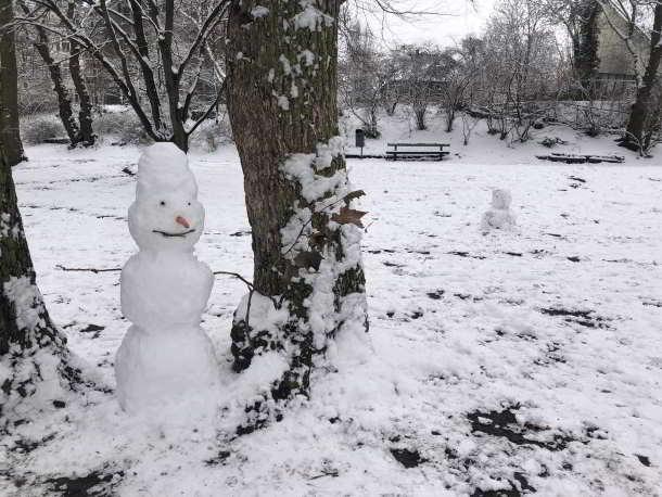 Winter 2021,Berlin,Schnee,News,