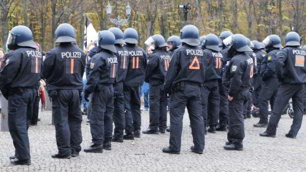 Querdenken-Demo,Berlin,Presse,News,Medien