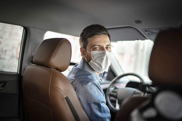 Maskenpflicht,Auto,Presse,News, Medien