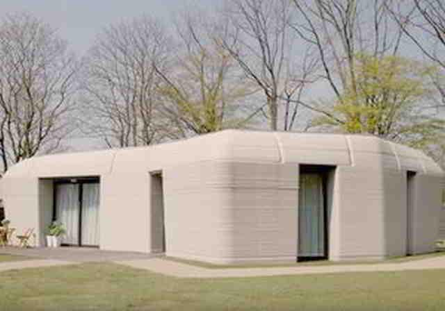 Eindhoven,Presse,News,Medien,3D, 3D Haus