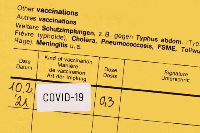 Impfausweis,,Lockerungen,Politik,Presse,News,Medien,Aktuelle