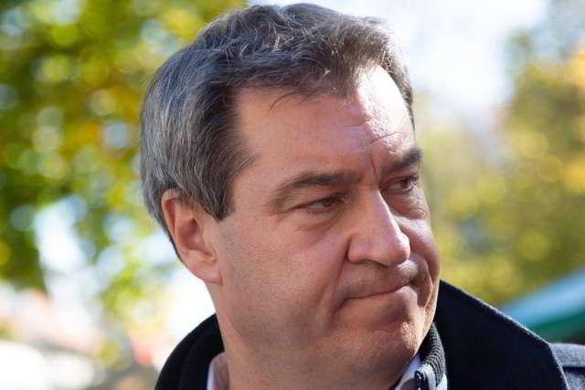 Markus Söder,München,Bayern,CDU,Presse,News,Medien
