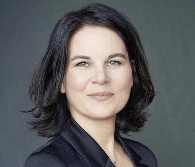 Annalena Baerbock, Berlin, Grünen, Politik