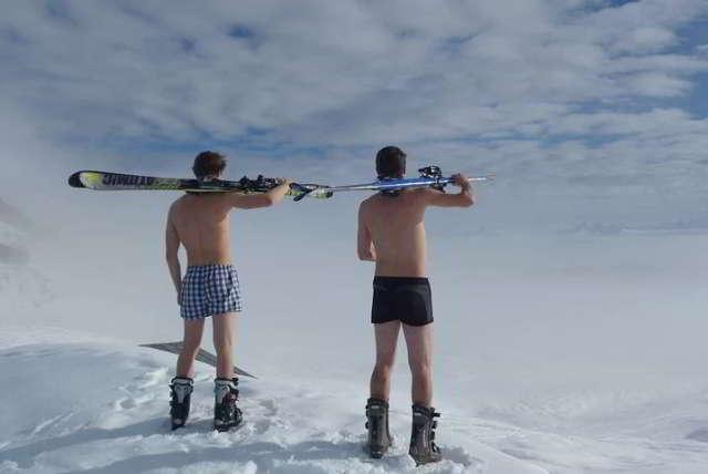 Österreich – 3G-Regel beim Skifahren