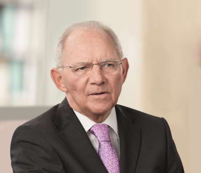 Wolfgang Schäuble,Politik,Presse,News,Medien, CDU,CSU,Berlin