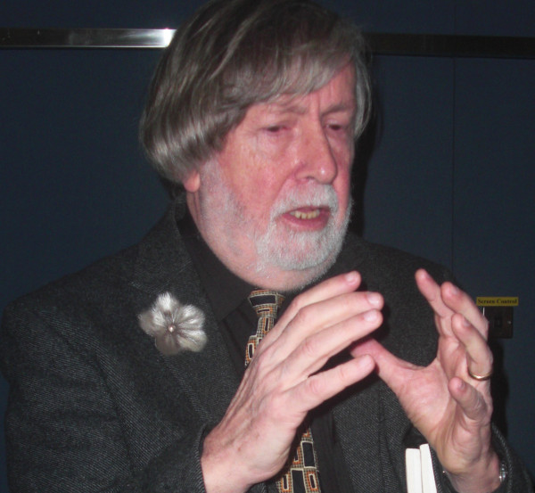 Gordon Edwards in Hong Kong for anti nuclear conference-pressenza