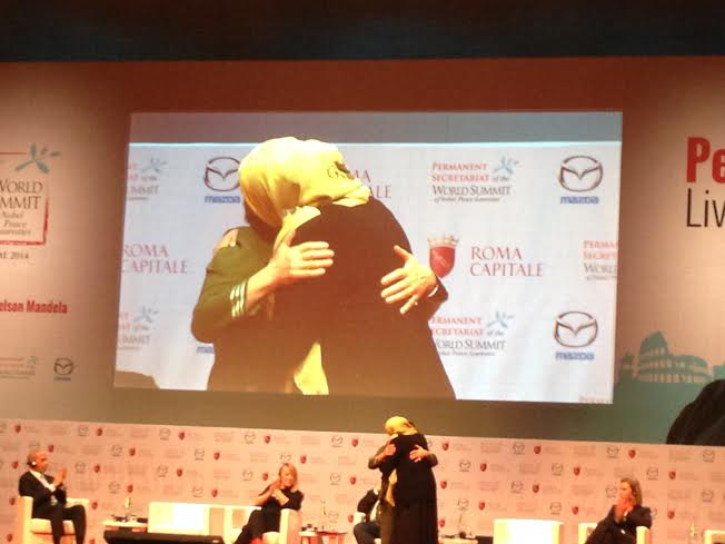 Passion, hugs, hypocrisy and commitment on the second day of the Summit