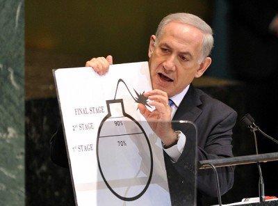 """Netanyahu è """"l'uomo giusto"""" per parlare dell'Iran davanti al Congresso"""