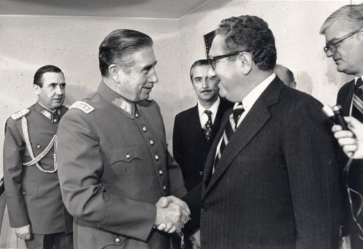 Image result for photos of henry kissinger with jorge videla