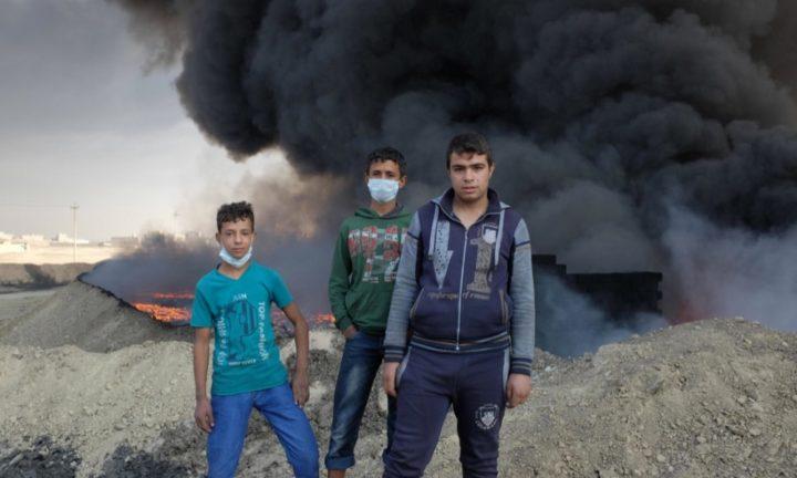 L'Italia di Renzi infognata nella guerra in Iraq