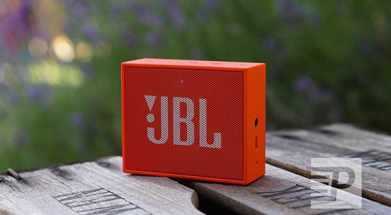 Kleiner Lautsprecher für draußen und unterwegs