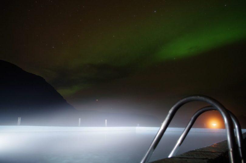 Island - Polarlichter