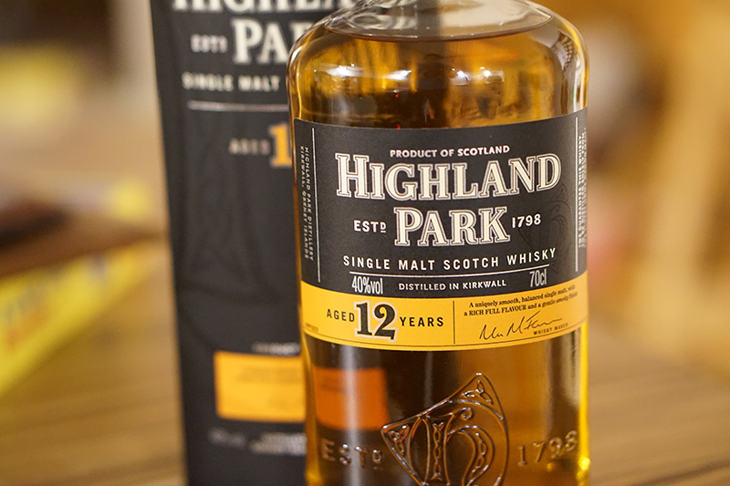 scotch whisky highland park
