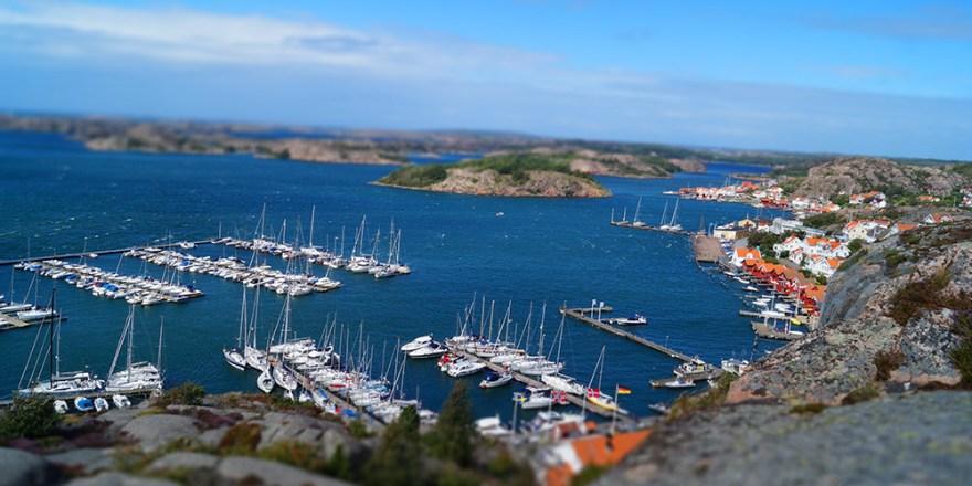 Urlaub in Skandinavien Schweden