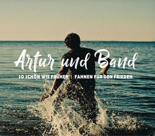 Artur und Band neues Album