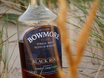 Whisky tipp Bowmore blackrock
