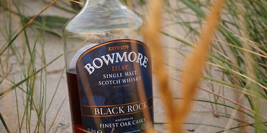 Whisky tipp Bowmore blackrock