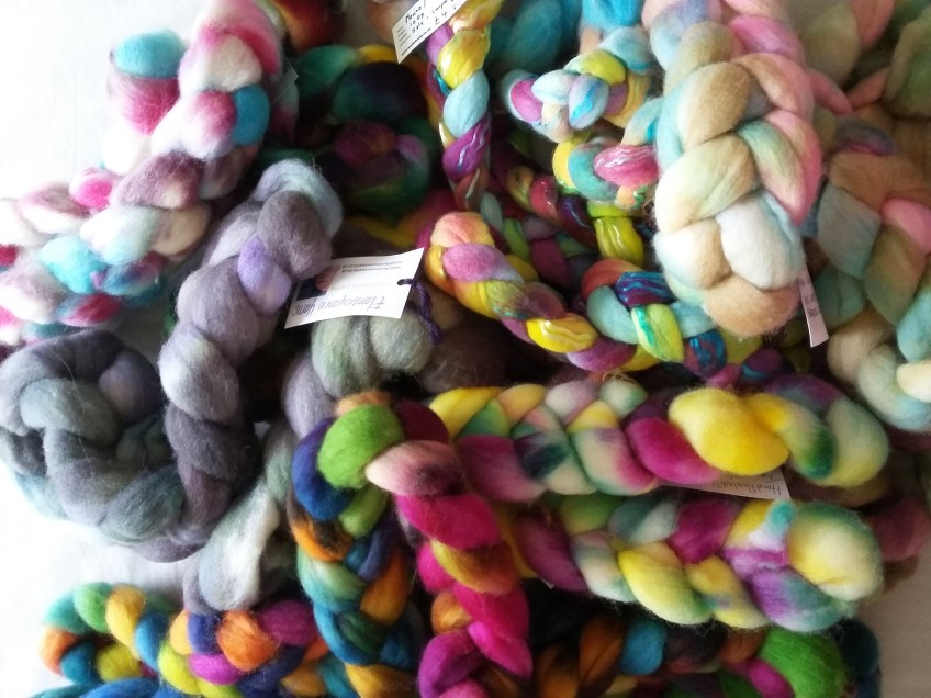 Yarn and fibre clear out!