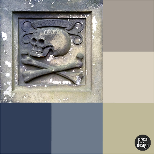 Tuesday Colour Inspiration: Memento Mori
