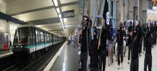 IŞİD metrolara saldırabilir!