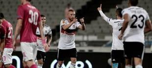Beşiktaş, Asteras karşısında 1-1 berabere kaldı!