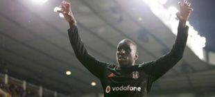 Beşiktaş Totenham karşısında 1-1 berabere kaldı!