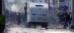 Kobani eylemlerinde ölü sayısı dokuza çıktı!