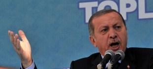 Erdoğan: Kobani'yle Türkiye'nin ne ilgisi var!