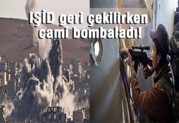 IŞİD'in Kobani'deki üssü YPG'nin eline geçti!