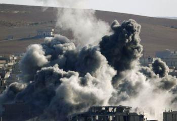 Kobani'de IŞİD Hedeflerine 31 Hava Saldırısı Daha Gerçekleşti!