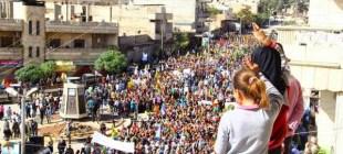 Afrin; IŞİD ve El Nusra tehdidi altında!