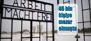 Dünyaca ünlü Nazi kampının kapısı çalındı!