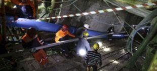 Ermenek'te göçük altında kalan 2 işçiye ulaşıldı!