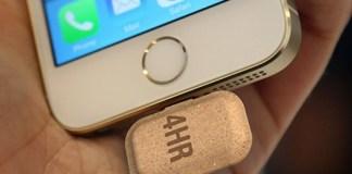 iPhonelar için hap şarzlar!