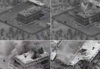 Hava bombardımanlarında 1046 IŞİD'çi öldürüldü!