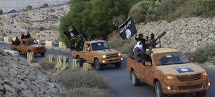IŞİD Libya'da eğitim kampları kuruyor